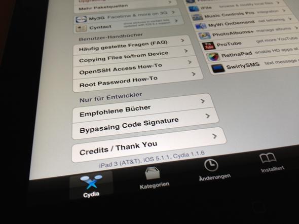 i0n1c muestra jailbreak del nuevo iPad con iOS 5.1.1 29