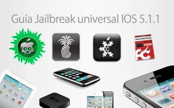 Guía Jailbreak untethered iOS 5.1.1 con Absinthe 2.0.4 para iPhone, iPod touch y iPad