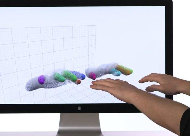 Leap, el dispositivo que podría hacer morder el polvo a Kinect