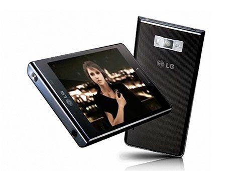 LG Optimus L7, ya disponible con Orange 32