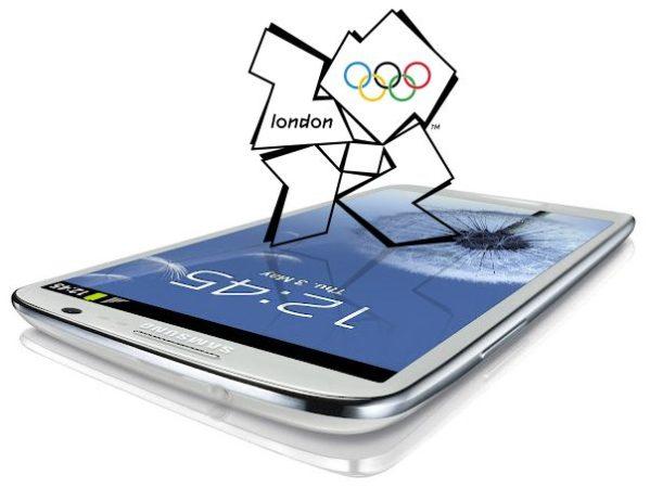Samsung Galaxy SIII es el teléfono oficial de las Olimpiadas de Londres 2012 29