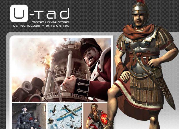 ¡Especialízate en el diseño visual de videojuegos! 29
