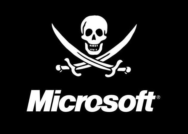 Desde Microsoft también se descargan torrents: películas, porno y mucho más