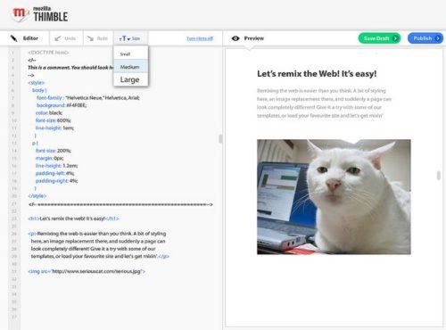 Mozilla Webmaker, un proyecto para convertirnos en creadores en la web 28