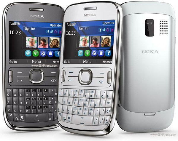 [Problema] Nokia Asha 302 Wifi.
