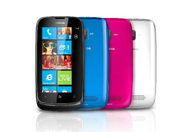 Nokia Lumia 610 llega al mercado español 34