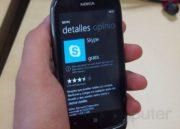 Skype, Angry Birds y PES 2012 no funcionan en Nokia Lumia 610 29