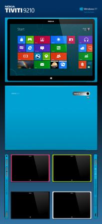 Nokia y su tablet para Windows 8 RT 31
