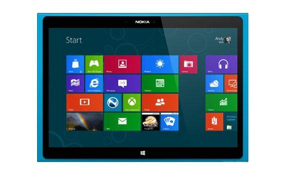 Nokia y su tablet para Windows 8 RT 30