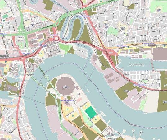 TomTom denuncia las limitaciones de los mapas libres 29