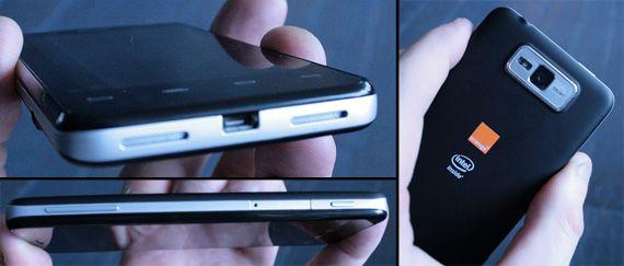 Orange San Diego, smartphone Android con chip Atom Medfield 35