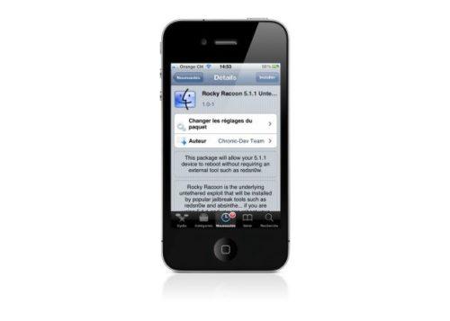 ¿Cómo hacer untethered un dispositivo con jailbreak tethered iOS 5.1.1?