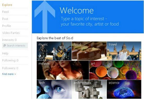 Microsoft impulsa So.cl, una red social sin grandes pretensiones 28
