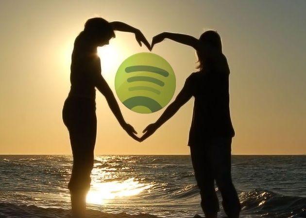 Spotify ahora te busca pareja