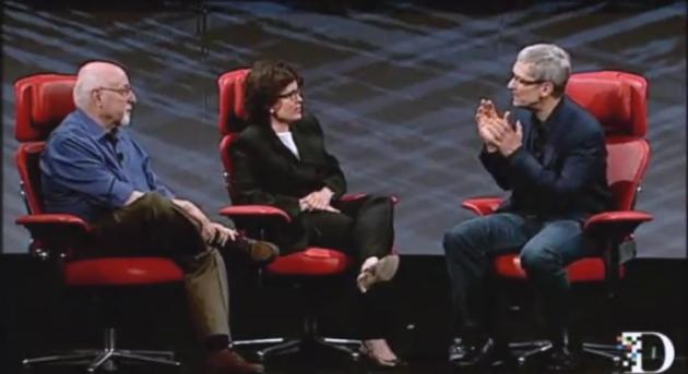 Vídeo que demuestra la plena admiración de Tim Cook hacia Steve Jobs 29