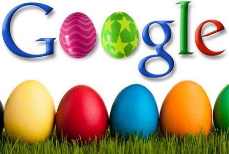 Los huevos de pascua más populares del buscador Google 28