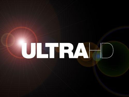 UHDTV permitirá retransmisiones 8K, equivalente a 16 pantallas 1.080p