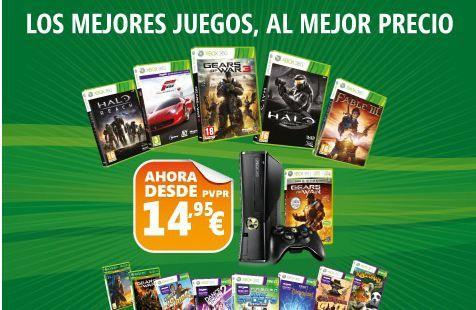 Los Mejores Juegos De Microsoft Para Xbox 360 Desde 14 95 Euros