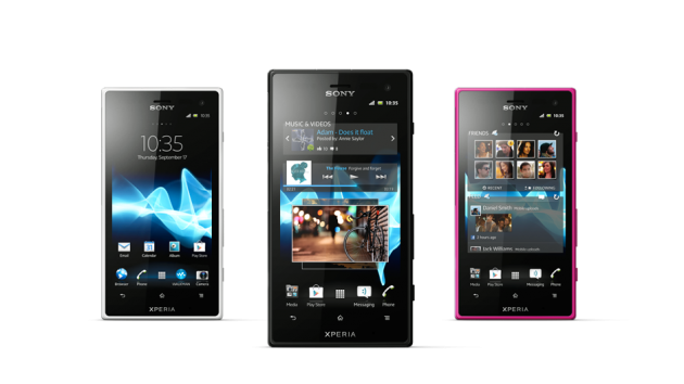 XPERIA acro S, el smartphone gama alta resistente de Sony 28