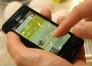 Sony XPERIA Go, smartphone Android resistente 43