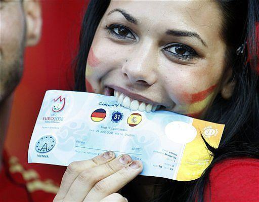 Cuidado con la compra de entradas para la Eurocopa, nuevo fraude on-line 31