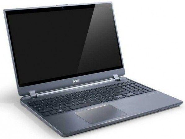 Acer lanza los ultrabooks Aspire Timeline M5 Ultra 30
