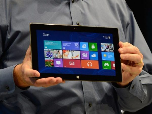 Keynote en vídeo de Microsoft Surface, el iPad de Microsoft 32