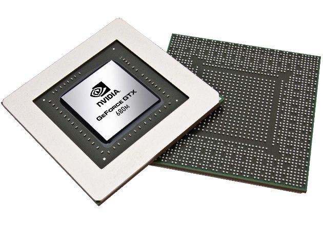 GeForce GTX 680M
