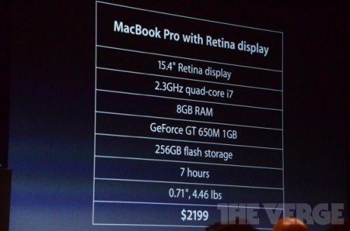 Los nuevos MacBook Pro son más Pro que nunca 41