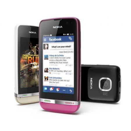 Nokia Asha Touch, nueva familia de móviles básicos para todos 30