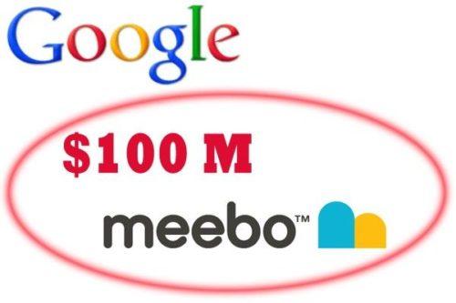 Google adquiere Meebo 30