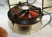 Disipador CPU inspirado en un puercoespín: Warm Tek Blonde Hedgehog 37