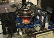 Disipador CPU inspirado en un puercoespín: Warm Tek Blonde Hedgehog 33