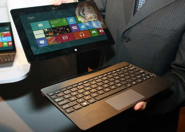 ASUS Tablet 600, el primero con Windows 8 RT 32