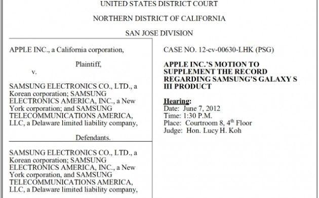 Apple pide a los jueces que prohíban la venta del Samsung Galaxy S3 30