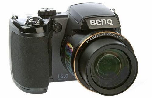 Benq GH700, una cámara compacta para tiempos de crisis