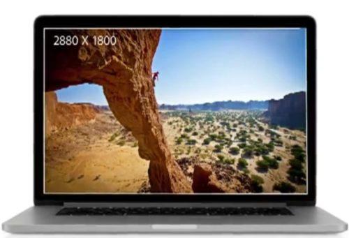 Análisis y comparativa de la pantalla del MacBook Pro Retina 28