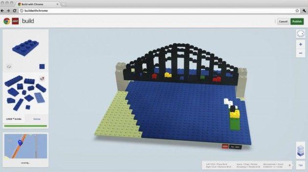 Simulador 3D de Lego en Chrome vía WebGL 29