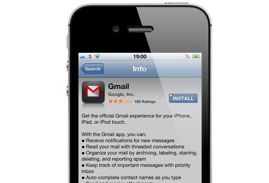 Google actualiza Gmail para iOS equiparándola en características a la versión Android 31