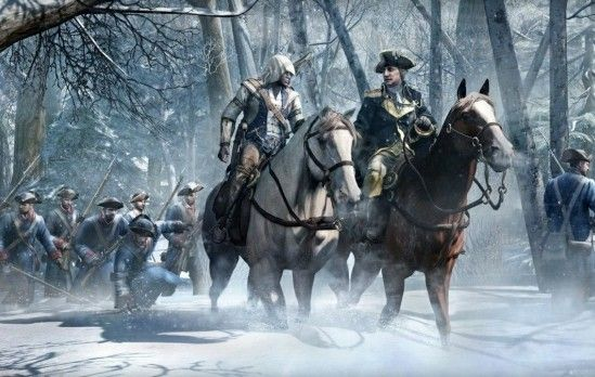 Assassin's Creed III, tráiler y gameplay E3 28