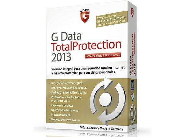 G Data TotalProtection 2013 30