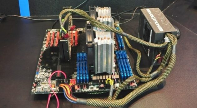 Récord de RAM en un equipo: 96 Gbytes de memoria DDR3 en Computex 2012 30