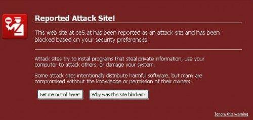 Los sitios maliciosos crecen notablemente, según Google 9.500 webs al día