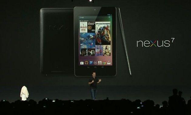 Google Nexus 7, llega el tablet de Google con un enfoque en Google Play 29