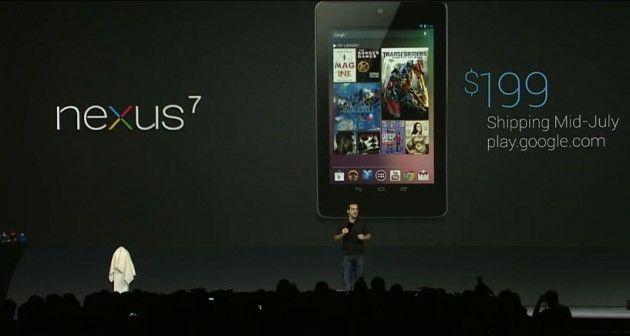 Google Nexus 7, llega el tablet de Google con un enfoque en Google Play 31