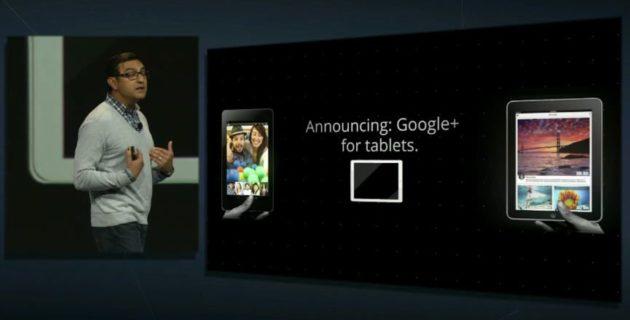 Google+ ya tiene versión específica para tablets Android (e iPads) 32
