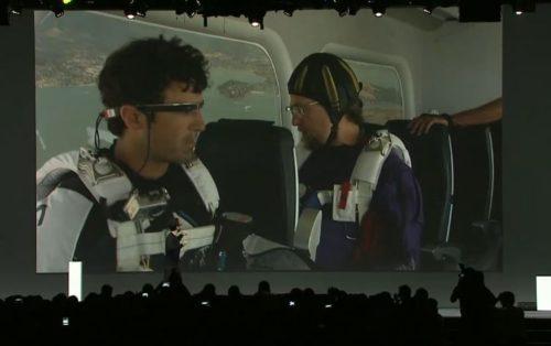 Sergey Brin presenta Google Glasses a lo grande 34