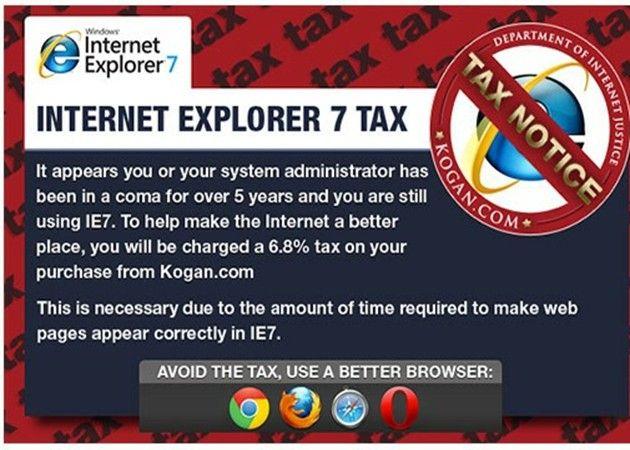 IE7-tax