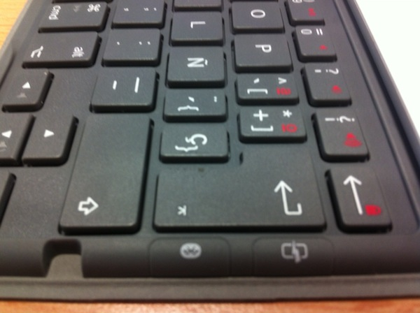 Logitech Solar Keyboard Folio 42