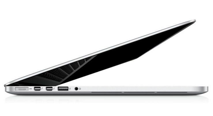 MacBook Pro con pantalla Retina 66